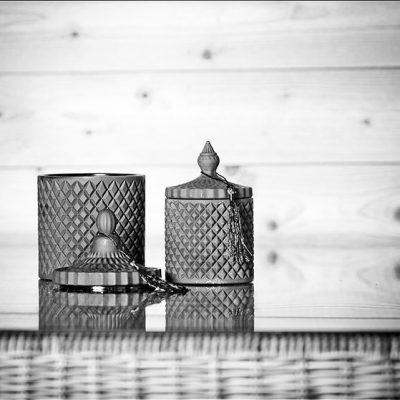 Zwart/wit sfeerfoto